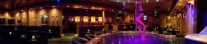 Panorama of club