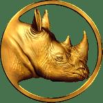 rhino gold membership logo
