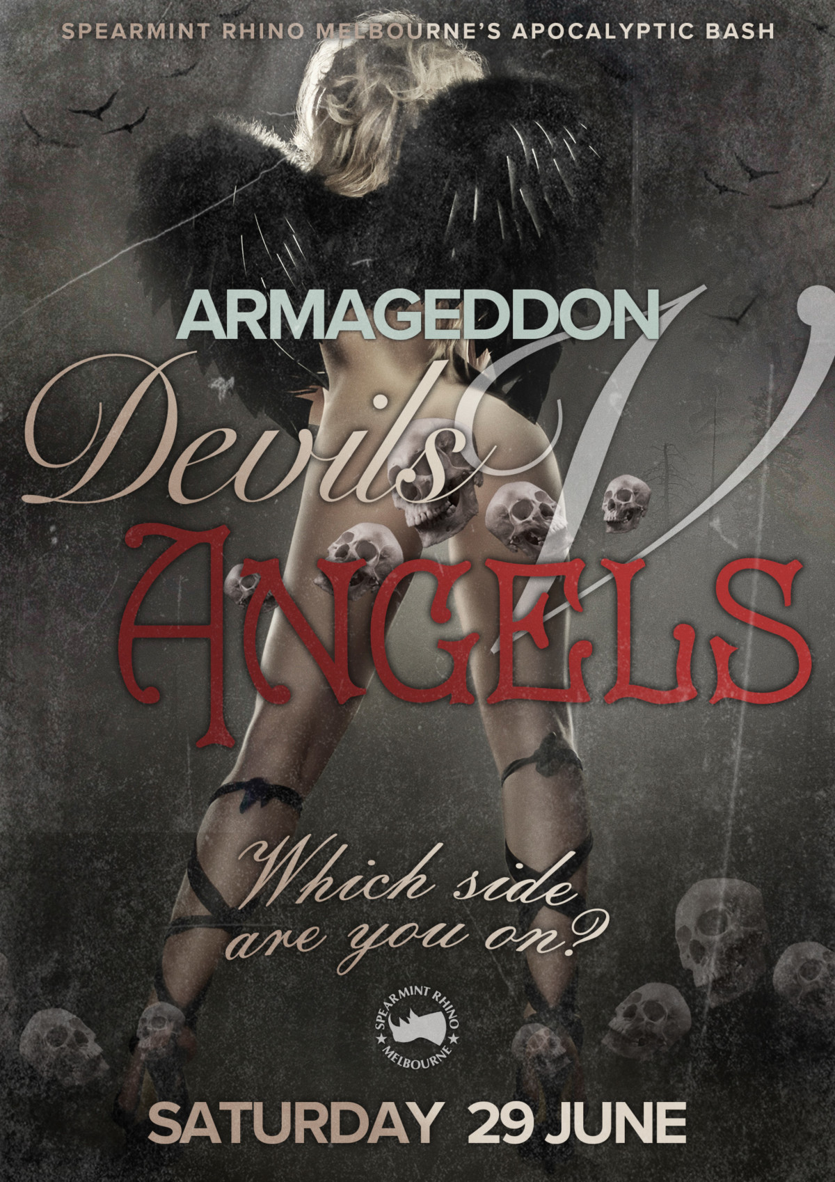 Devils v Angels