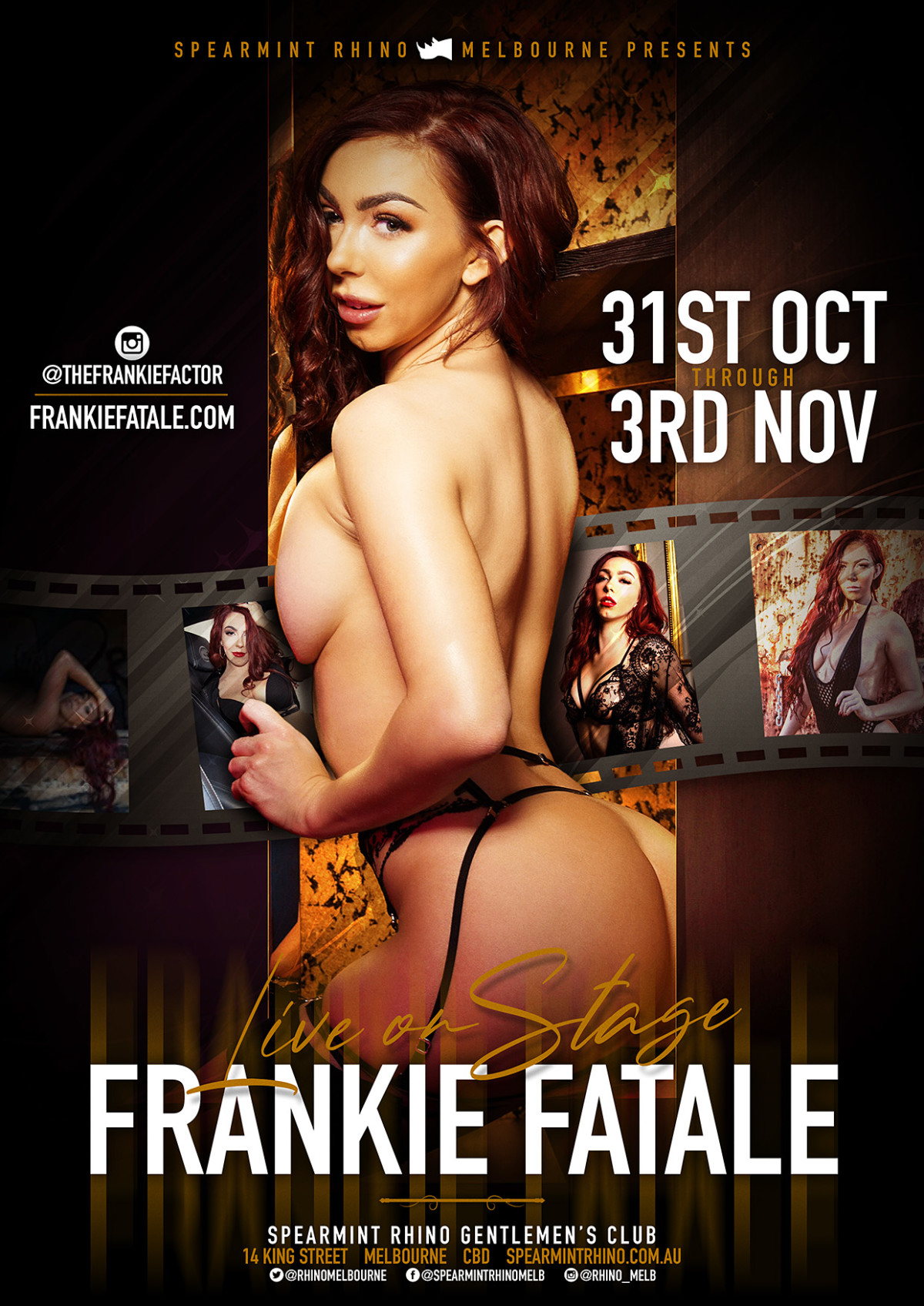 Frankie Fatale